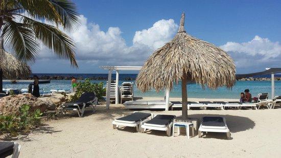 Van der Valk Kontiki Beach Resort: Mambo Beach / Cabana