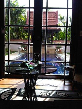 Banyan Tree Phuket: My room and private pool!