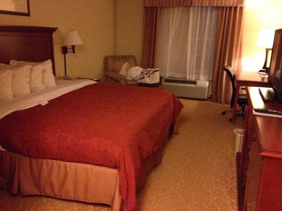 Country Inn & Suites By Carlson, Baltimore North: King room