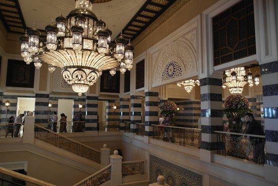 Jumeirah Al Qasr at Madinat Jumeirah: Al Qasr lobby