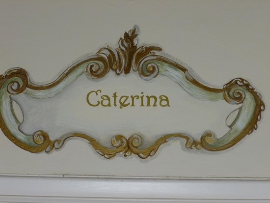 B&B Florence Dream Domus: Caterina En-Suite Sign