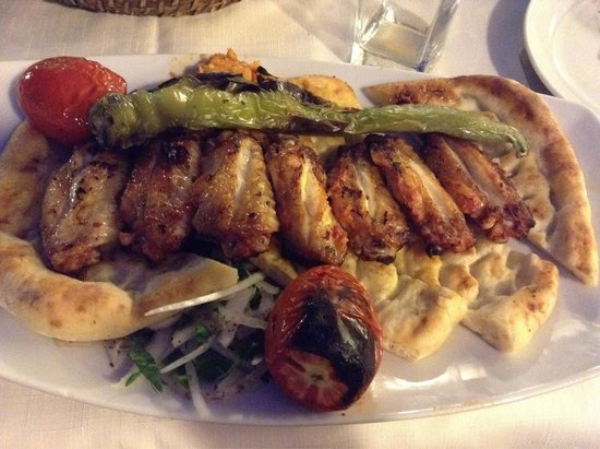 Pasa Kebab : Best restaurant in the Fethiye. The meat melted in your mouth,very generous portions and a must