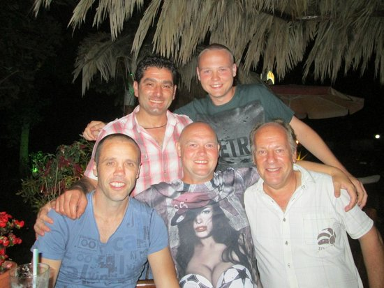 Kellys Ice House : the lads