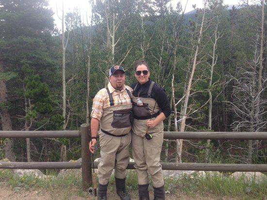 Kirks Flyshop & Mountain Adventures: Fly Fishing August 2014