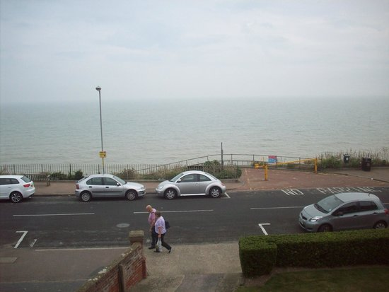 East Horndon: The lovely view from our balcony!!