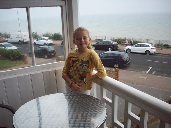 East Horndon: Another view from our balcony!!