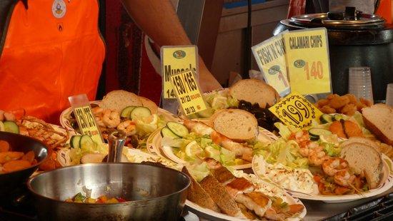 Fish Market : Hier ein vorgeschmack der Preise