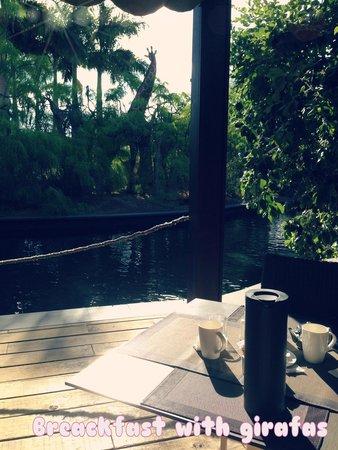 Lopesan Baobab Resort: Breakfast