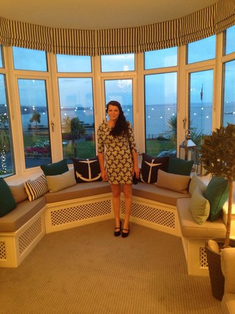 Babbacombe Bay Hotel: In the lounge