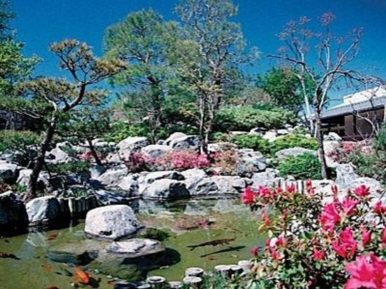 Torrance Cultural Arts Center: Pine Wind Japanese Garden