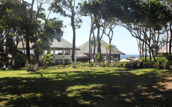Media Luna Resort & Spa : Entrada