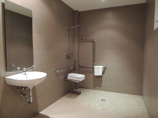 Hotel Parraga Siete: bagno