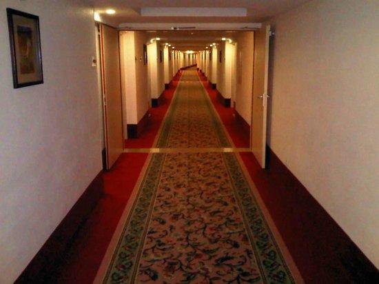 Imperial Riding School Renaissance Vienna Hotel: Corridoi