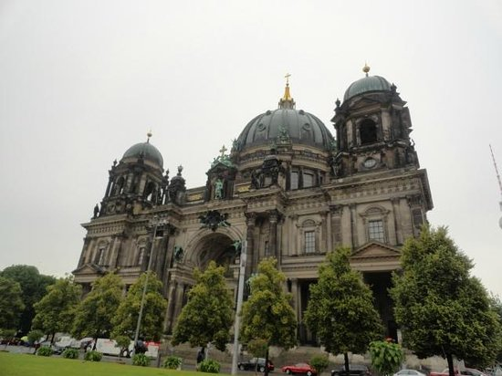Berlin Cathedral: 1