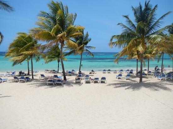 ClubHotel Riu Ocho Rios: the deluxe side beach