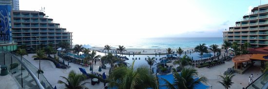 Hard Rock Hotel Cancun : Look at this view!