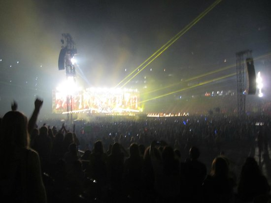 Photos from the One Direction Concert - Gillette Stadium - August 9, 2014
