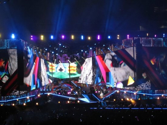One Direction at the Gillette Stadium - August 2014