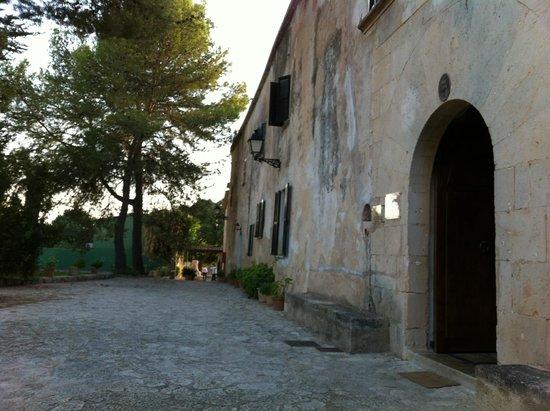 Petit Hotel Rural Son Jorda: Main entrance