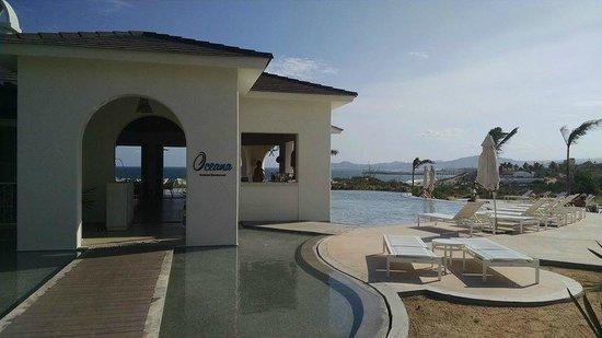 Marquis Los Cabos All-Inclusive Resort & Spa: Seafood restaurant
