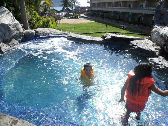 Hotel Playa Mazatlan : en el temazcal