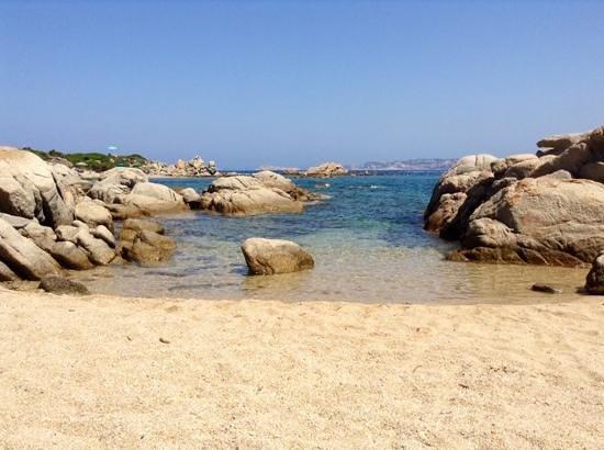 Resort Valle Dell'Erica Thalasso & Spa: petite plage sauvage au sein de l'hotel