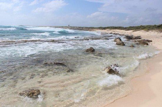 Punta Morena: Amazing water