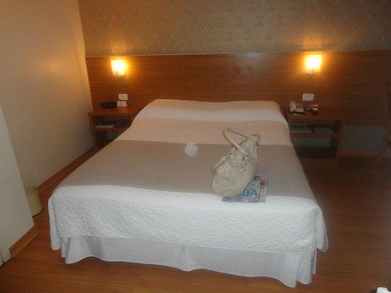 Hotel Rafain Centro: o Apartamento