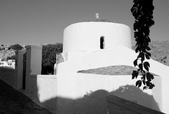 Lindos: Chiesa di San Giorgio