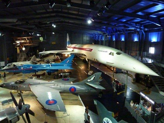 Fleet Air Arm Museum: Concorde