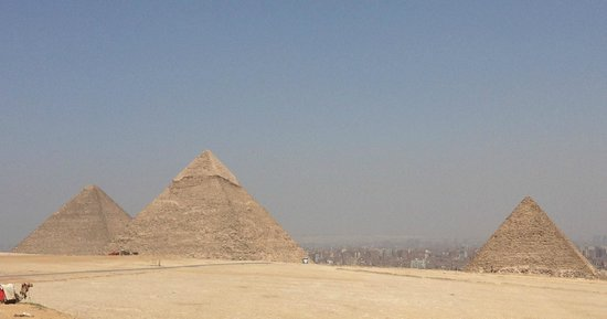 Egypt Tailor Made Day Tours: Pyramids