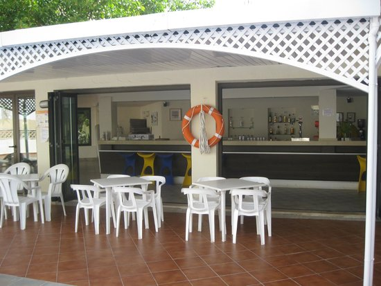 Hotel La Santa Maria Playa: pool area