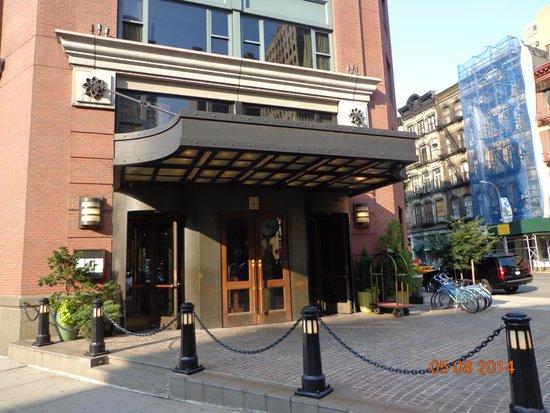 The Roxy Hotel Tribeca: Tribeca - Grand Hotel in Soho