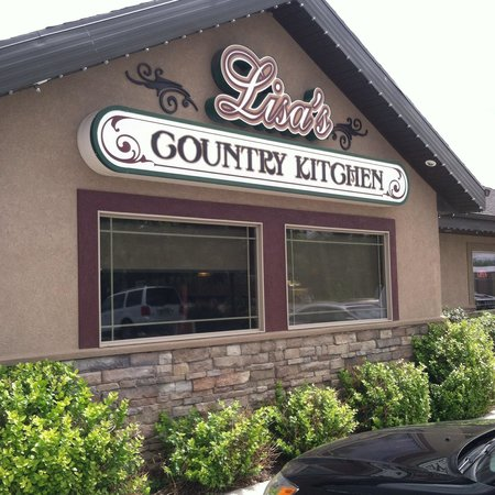 Lisa's Country Kitchen: Modern exterior