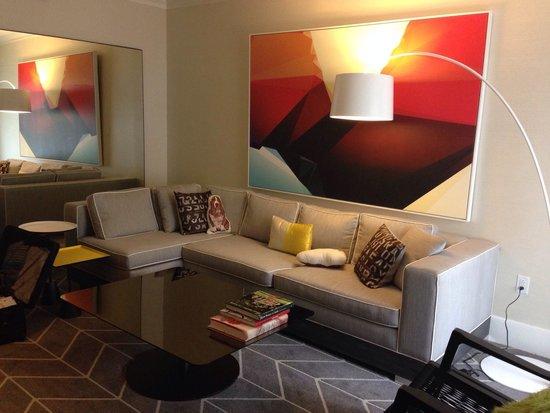 The Kimpton Brice Hotel : Suite