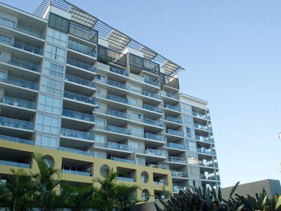 Photo of Oxygen Apartments Brisbane