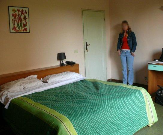Hotel Garden : Наш номер