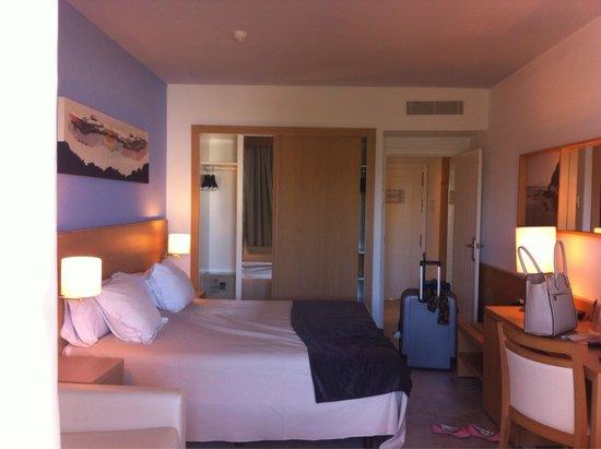 Club Jandia Princess Hotel: Spacious rooms