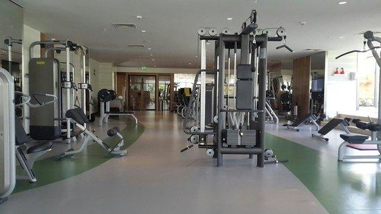 Titanic Beach Lara Hotel: Gym