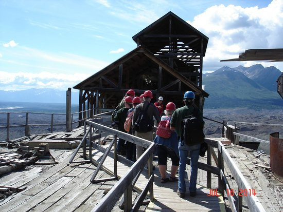 St. Elias Alpine Guides Day Adventures: Top of the mill!