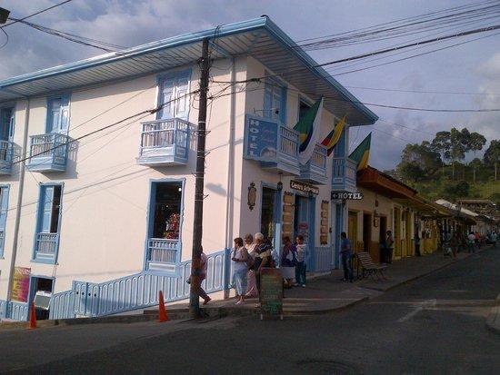 Hotel Camino Nacional