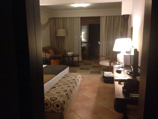 Melia Hacienda del Conde: Mi casa no es tan grande como la habitación