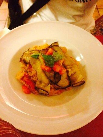 Osteria Boccon del Prete: pappa al pomodoro new style