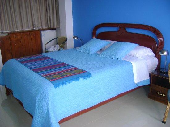 Casa Playa Mann Galapagos : dormitorio
