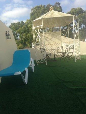 Gran Oasis Resort: roof terrace