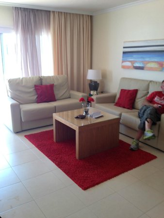 Costa Sal Villas and Suites: lounge