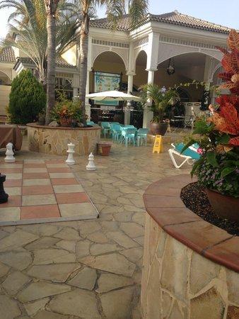 Gran Oasis Resort : main reception