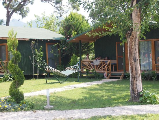 Etenna Bungalow: Chill out zone
