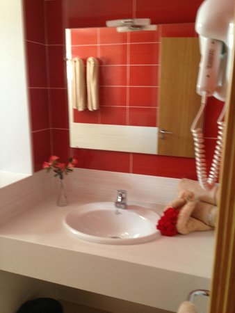 Costa Sal Villas and Suites: bathroom