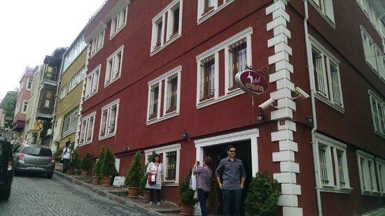 Dara Hotel Istanbul : hotel